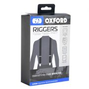 Oxford Riggers Braces Black CA050